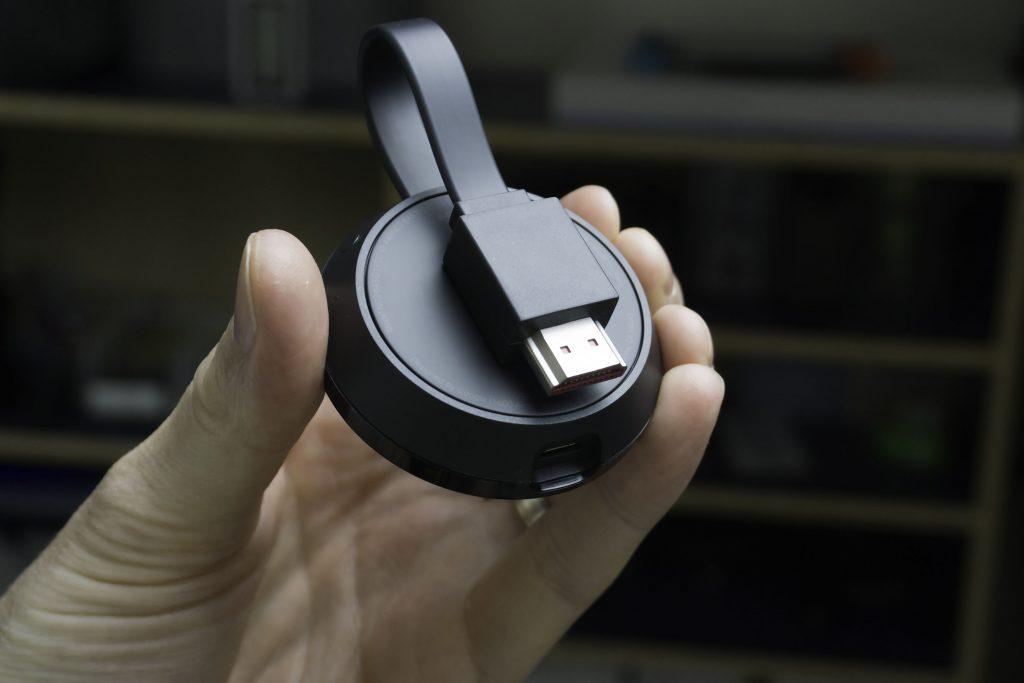 Test et avis du Chromecast Ultra de Google