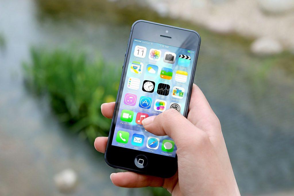 Les écrans d'iPhone sont de plus en plus grands